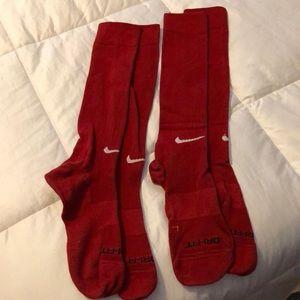 Dri-fit Nike socks